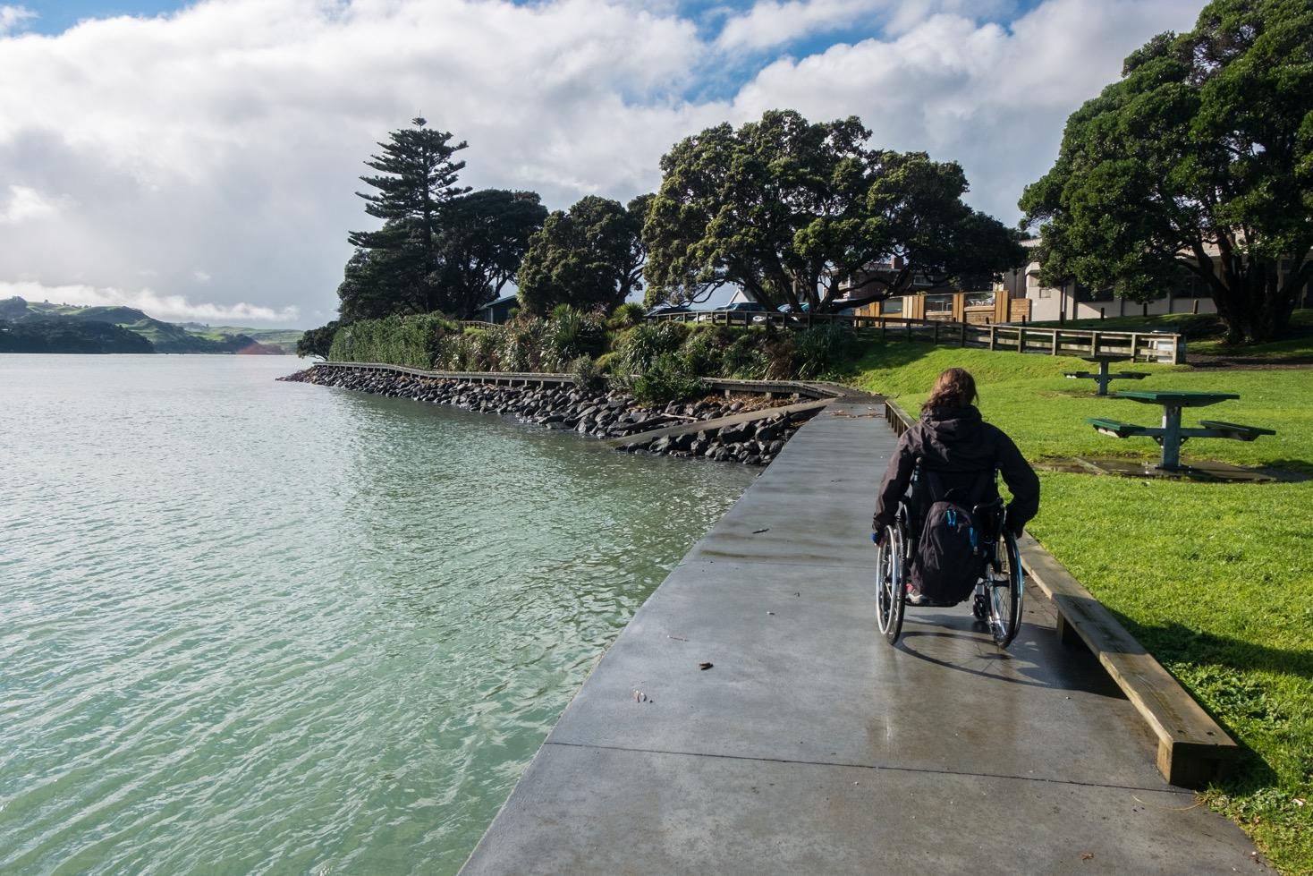 handicapés rencontres Nouvelle-Zélande pêche à la mouche datant