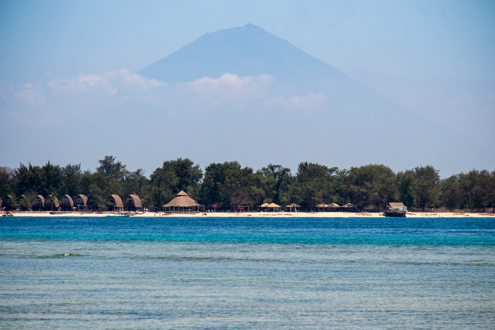 Time In Gili Islands Now