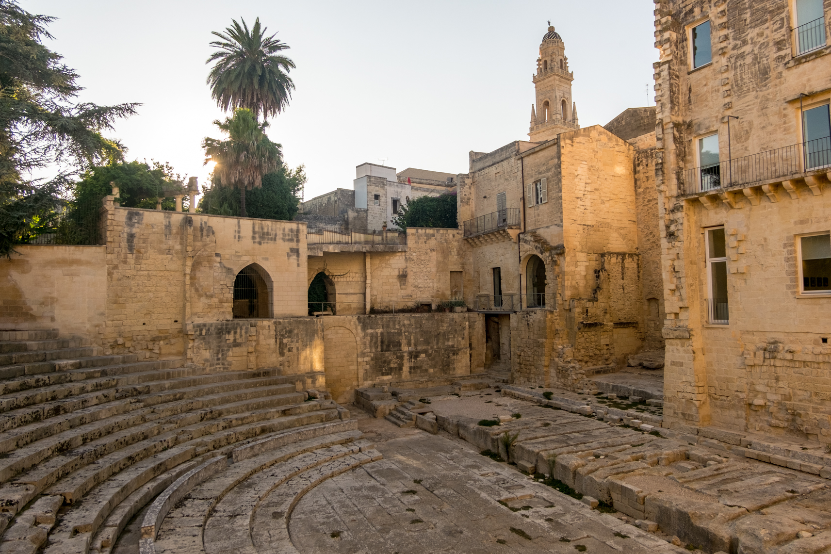 Puglia wheelchair travel